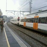 Photo taken at RENFE Cornellà by Ferran P. on 6/13/2012