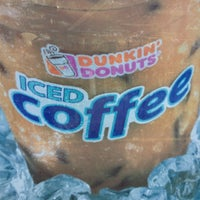 Photo taken at Dunkin' Donuts by Chris V. on 8/21/2012