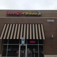 Photo taken at Shane's Rib Shack by Johnny G. on 8/30/2012