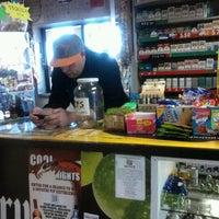 Photo taken at Sam's Liquor & Smoke Shop by Angelz L. on 2/11/2012