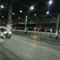 Photo taken at Terminal Santo Amaro by Adriano R. on 7/8/2012