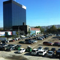 Photo taken at Plaza Financiera Zona Rio by Estuardo Z. on 3/20/2012