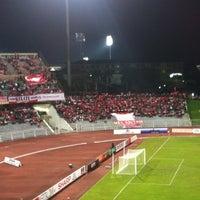 Photo taken at stadium ipoh by msaj on 3/17/2012
