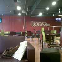 Photo taken at Lounge (Students' Union) by Valerie U. on 9/12/2012