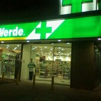 Photo taken at Farmacias Cruz Verde by Patito T. on 6/2/2012