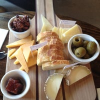 Photo taken at C'est Cheese by Tosca D. on 5/26/2012