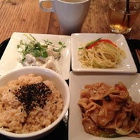 Photo taken at PARIYA 青山店 by Haruka M. on 7/22/2012