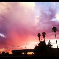 Photo taken at I-10 (San Bernardino Freeway) by Alex W. on 9/10/2012