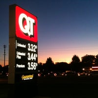 Photo taken at QuikTrip by Tiffany O. on 9/23/2011