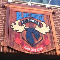 Photo taken at Blue Moose Tap House by Kansas on 3/28/2012