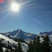 Photo taken at Avoriaz by Bernard B. on 2/10/2011