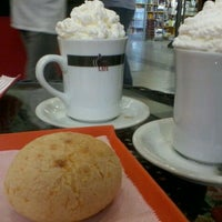 Photo taken at Grande Café by Rafaela M. on 1/5/2012
