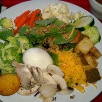 Photo taken at Jason's Deli by Melissa W. on 12/9/2011