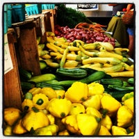 Photo taken at Dupont Circle FRESHFARM Market by Shira on 7/1/2012
