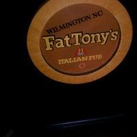 Photo taken at Fat Tony's Italian Pub by Jason R. on 11/13/2011
