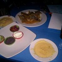 Photo taken at Mojo's Flying Burritos by Sakti B. on 10/29/2011