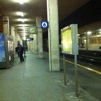 Photo taken at Genova Sampierdarena Railway Station by Francesca M. on 2/22/2011