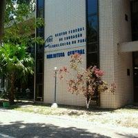 Photo taken at IFPA - Instituto Federal de Educação, Ciência e Tecnologia do Pará by Gil™ on 9/21/2011