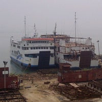 Photo taken at KMP. Marsela - Roro Ferry 500 GT by andie k. on 7/24/2012