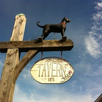 Photo taken at The Black Dog Tavern by Lennie A. on 10/11/2011