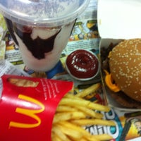 Photo taken at McDonald's by Rodrigo C. on 5/4/2012