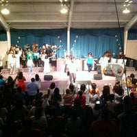 Photo taken at The Rock Church by Drae on 7/20/2011
