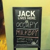 Photo taken at MilkBoy Philadelphia by Bill H. on 11/13/2011
