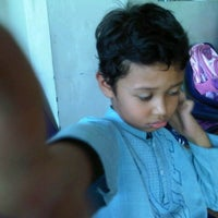 Photo taken at Primary Global Islamic School by Rani S. on 7/24/2012