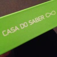 Photo taken at Casa do Saber by Ari D. on 4/16/2012