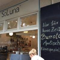 Das Foto wurde bei SoLuna Brot und Öl von derben d. am 7/12/2012 aufgenommen
