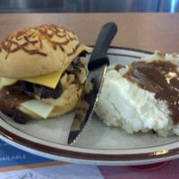 Photo taken at Denny's by George S. on 8/17/2012