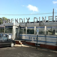 Photo taken at Bendix Diner by William P. on 10/2/2011