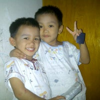 Photo taken at Ruangan Santai ( N0nt0n TV ) by Noy Z. on 2/18/2012