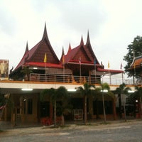 Photo taken at Wat Si Wanophat Sathitporn by [m]@i M. on 3/7/2011