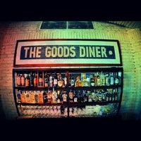 Foto tirada no(a) THE GOODS DINER • por ibie ก้อย em 9/3/2012