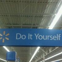 Photo taken at Walmart Supercenter by Kyle J. on 8/15/2011