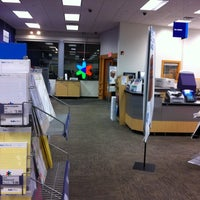 Photo taken at FedEx Office Print & Ship Center by Andrea V. on 8/23/2011