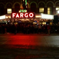 Photo taken at Fargo Theatre by Nate T. on 12/18/2011