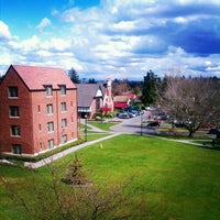 Photo taken at University of Puget Sound by Justin W. on 4/21/2012