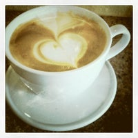 Photo taken at Press Coffee by Alex D. on 2/20/2011