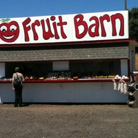 Photo taken at Fruit Barn by Paula A. on 8/23/2011