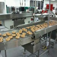 Photo taken at Krispy Kreme Doughnuts by Matthew S. on 11/29/2011