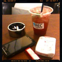 Photo taken at Rec Coffee by Keisuke T. on 11/30/2011