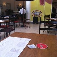Photo taken at Ni-Fu Ni-Fa Carnicería y Restaurante by Marco M. on 10/15/2011