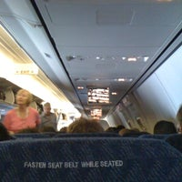Photo taken at AA2445 (DFW-LAX) by Lynnette T. on 11/5/2011