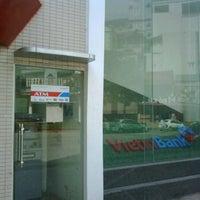 Photo taken at ATM Vietinbank by Khánh Dư T. on 6/3/2012