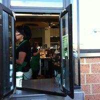 Photo taken at Starbucks by Blake D. on 3/14/2012
