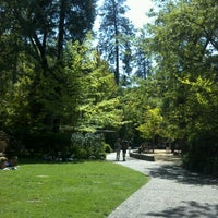 Photo taken at Lithia Park by Billy N. on 9/2/2012