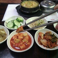 Photo taken at Tofu House Valencia by Alexander K. on 2/21/2012