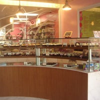 Photo taken at Esther's Cupcakes by CBS Local on 11/1/2011